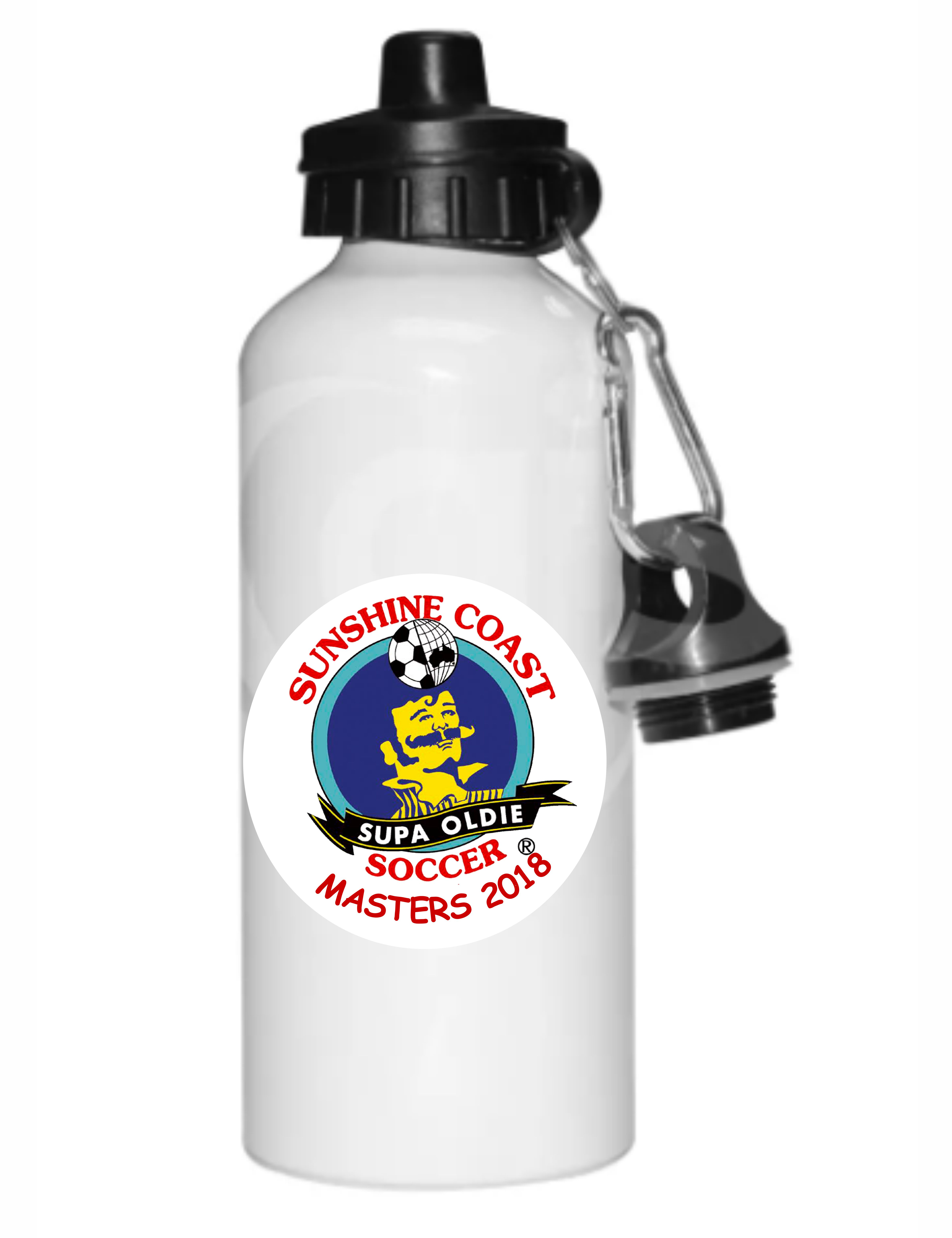 SCSOS Aluminium Water Bottle